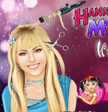 Hannah Montana Games for Girls to Play